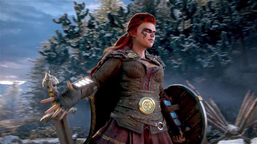 Asgard's Wrath – амбициозная и качественная игра для VR геймеров