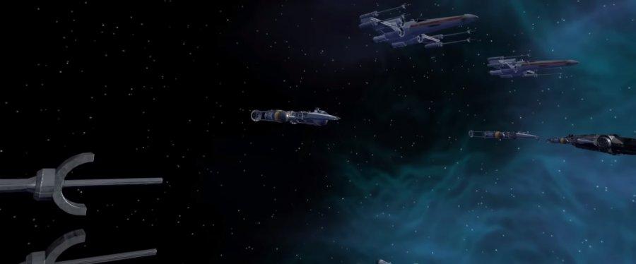 Фанатская VR игра по Звездным войнам помогает в исследовании VR тошноты