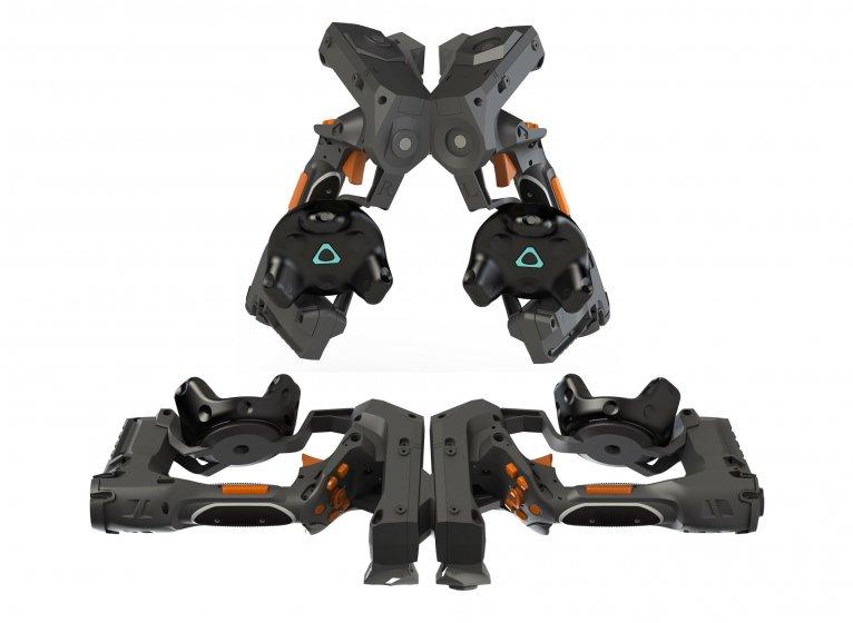 Tactical Haptics откроет предзаказы на контроллеры Reactive Grip 29 мая
