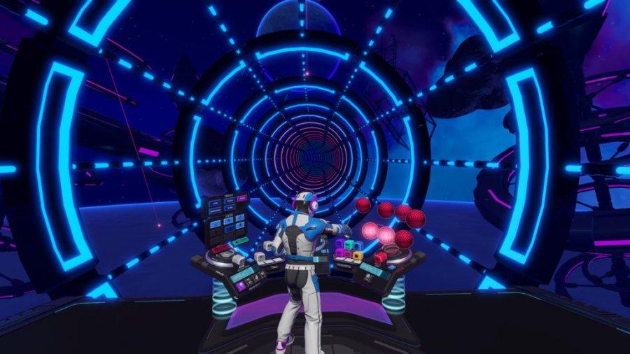 Стань диджеем на Oculus Quest с VR игрой Electronauts