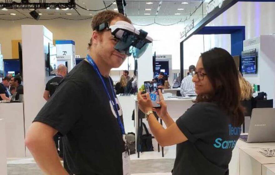 Слухи: Samsung вскоре выпустит несколько AR и VR продуктов