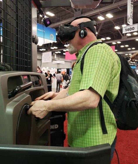 VR − идеальный инструмент обучения