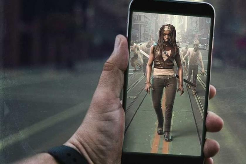Многопользовательский AR - тренд будущего