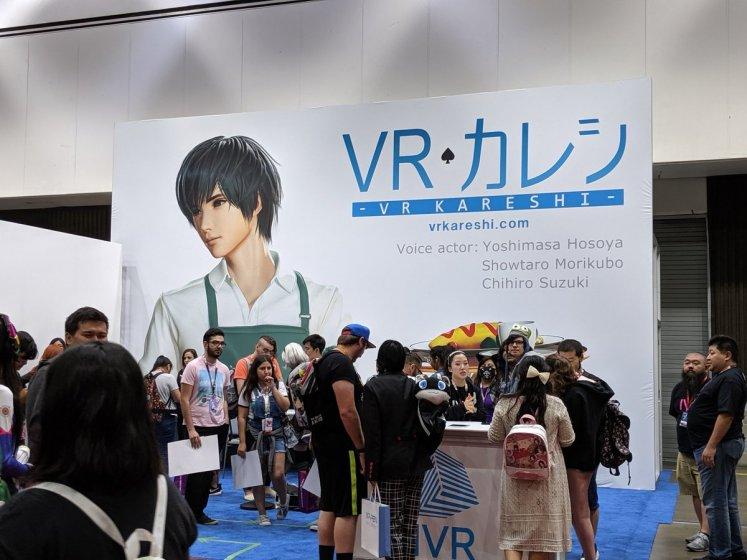 VR Kareshi: этот виртуальный бойфренд уведет твою девушку