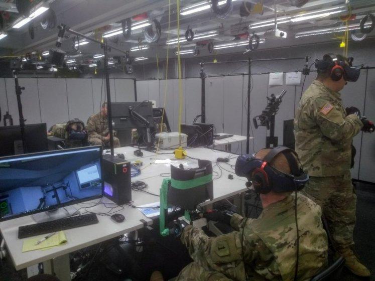Пентагон хочет использовать AR/VR для подготовки войск к ядерной войне