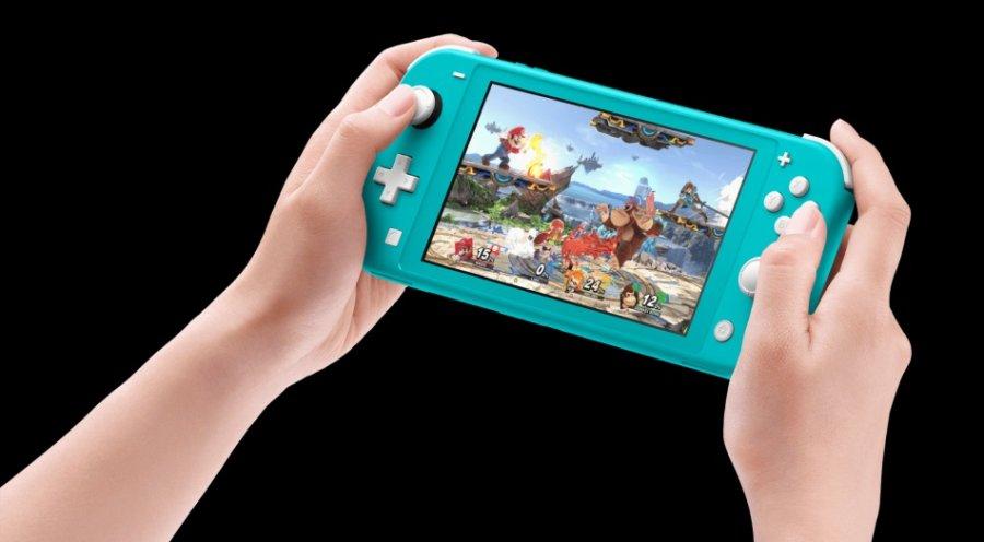 Новый Nintendo Switch Lite не совместим с Labo VR