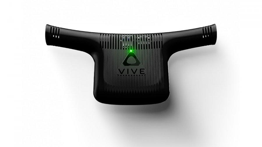 HTC Vive Cosmos будет поддерживать беспроводной адаптер уже на момент релиза