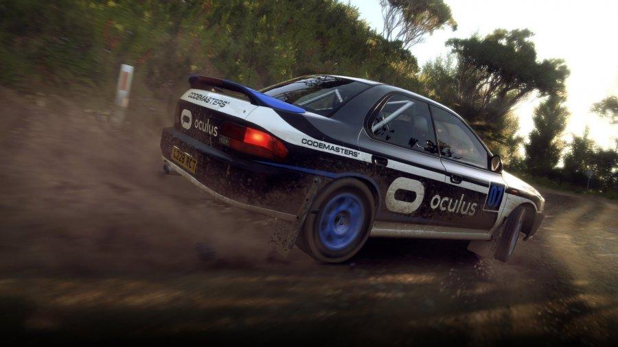 Хитовая игра DiRT Rally 2.0 получает VR поддержку для Rift, Index и Vive