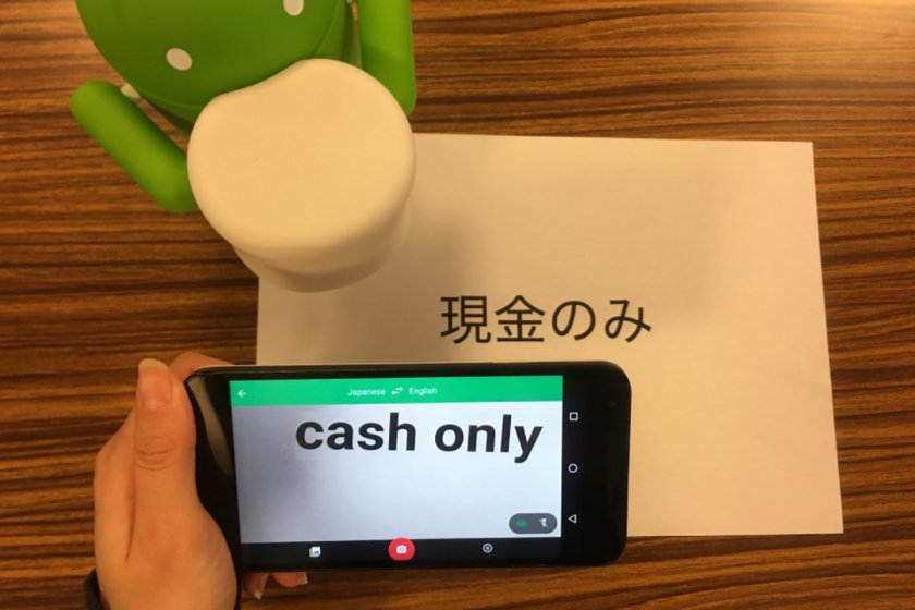 Перевести текст внутри VR поможет Google Lens