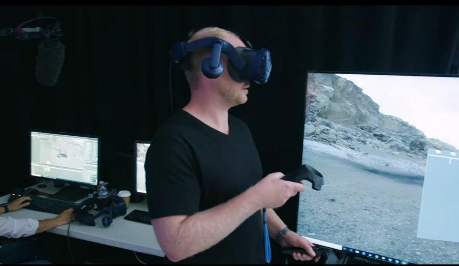 Новый VR инструмент от Unreal Engine может сильно повлиять на будущее кинематографа