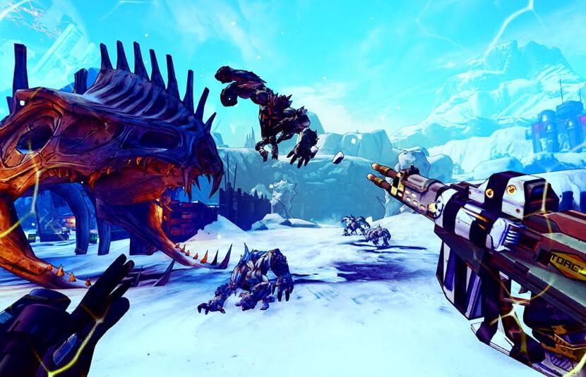 Borderlands 2 VR на PC этой осенью