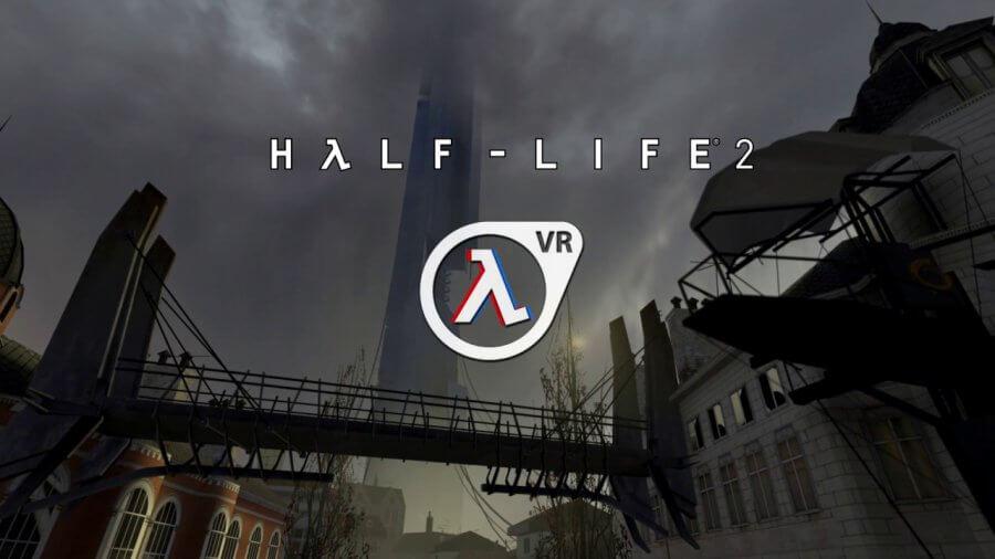 Будет ли VR-версия культовой игры Half-Life?