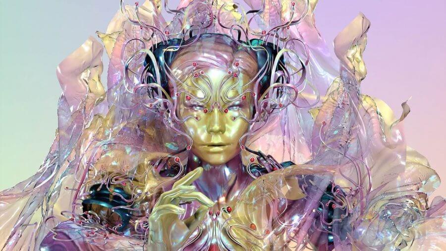 Певица Bjork переиздает свой альбом в VR
