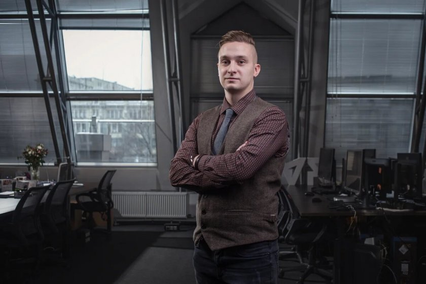 Программист Максим Сенин: о футболе, пользовательском интерфейсе в VR и неоднозначности новых технологий