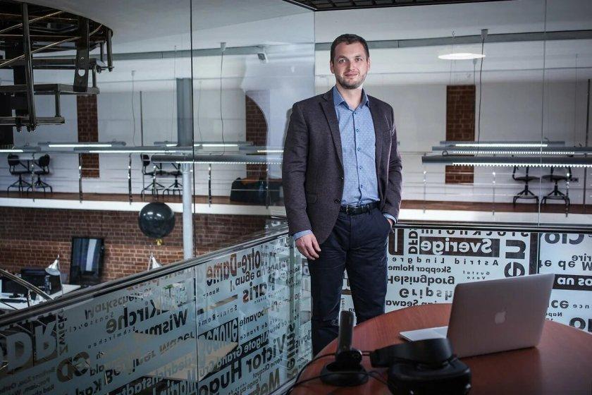 Ведущий разработчик VR Concept Егор Бузыкин - о детстве, студенческих годах МФТИ и своем взгляде на VR-индустрию