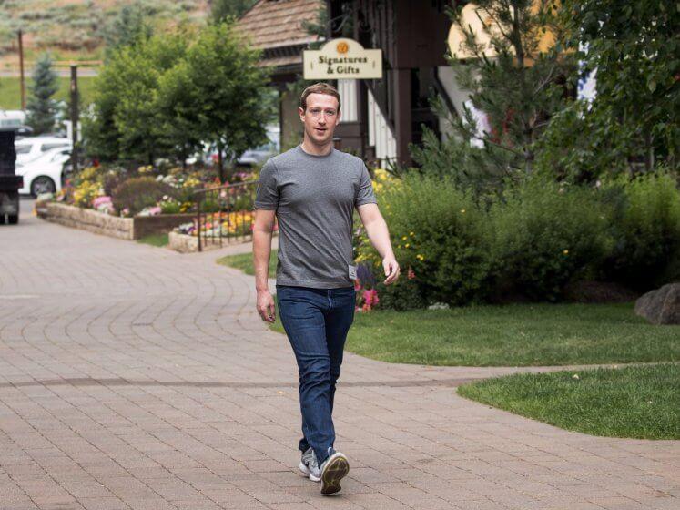 Цукерберг поделился видением интерфейсов будущего