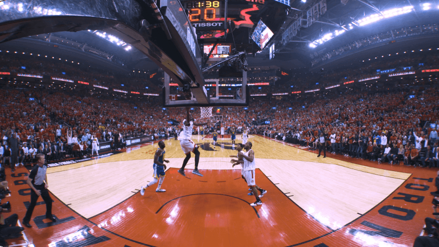 Новый сезон NBA будет транслироваться на NextVR и Oculus Venues