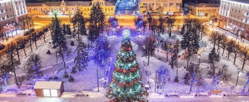 К Новому году Калуга погрузится в дополненную реальность