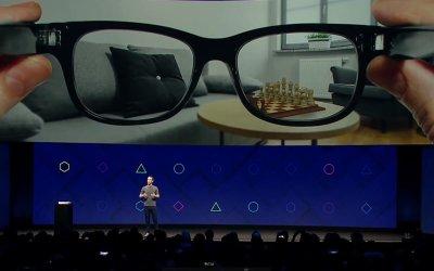 Планы Facebook в сфере AR/VR на будущие годы
