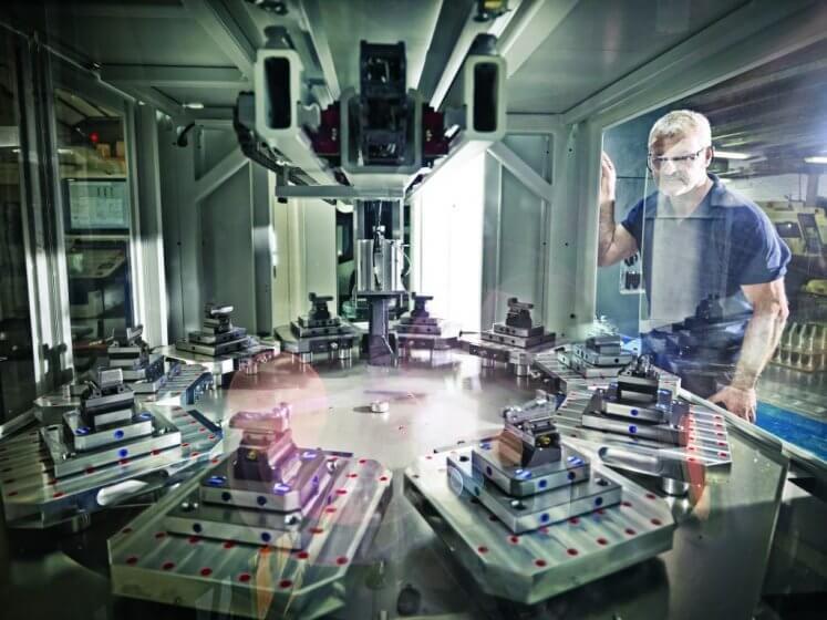 Машиностроение - пионеры применения VR