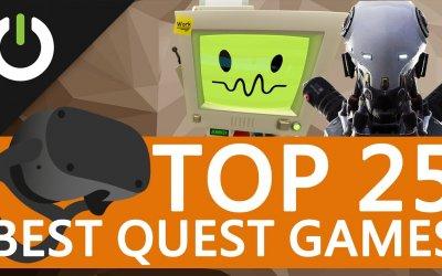 Лучшие VR-игры для Oculus Quest