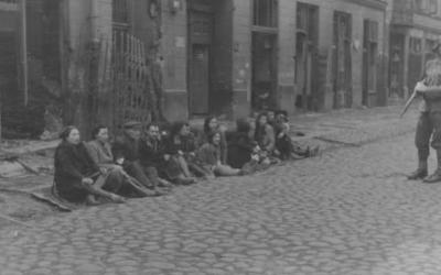 История Варшавского гетто в виртуальной реальности