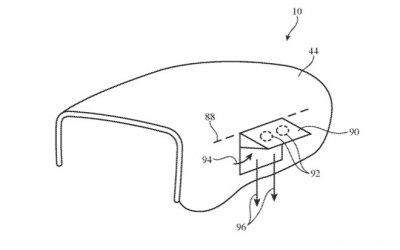 Apple патентует «пальцевое устройство» для управления объектами в AR и VR