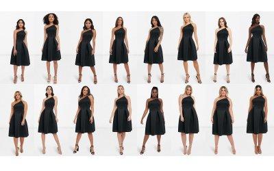 Популярный бренд одежды ASOS внедряет AR-решение для примерки одежды