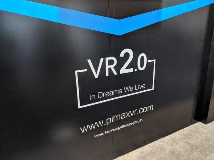 CES 2020: Pimax представила новую гарнитуру Artisan за 499 $
