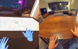 Квартира со смешанной реальностью при помощи Oculus Quest