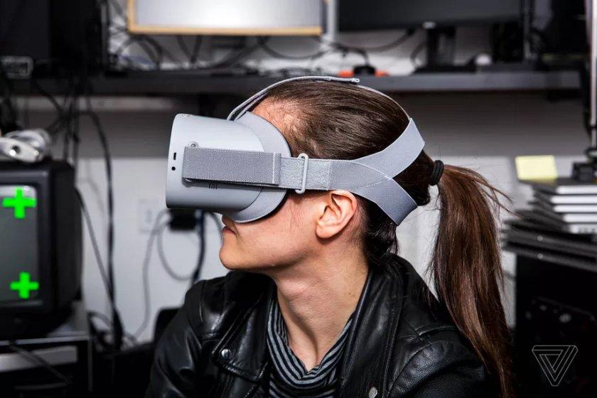 Oculus прекратила поддержку Oculus Go для своего бизнес-платформы