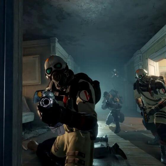 Half-Life: Alyx - свежие фотографии игровой среды и врагов