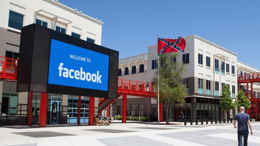 Количество патентов Facebook в AR