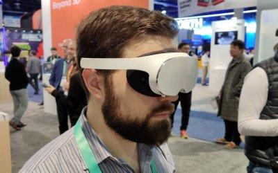 CES 2020: Pico показала прототип VR-очков Pico VR Glasses