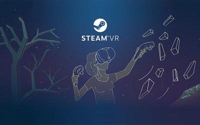 Данные Steam по использованию VR