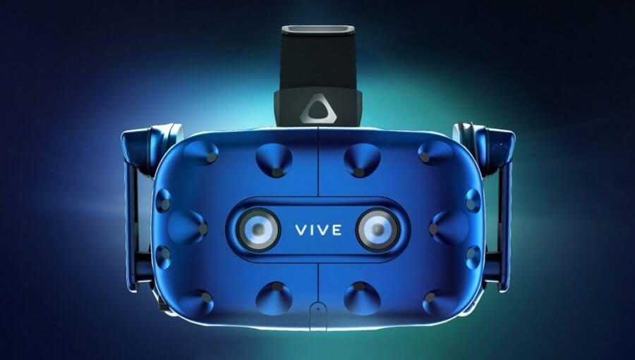 Стоимость HTC Vive Pro снижена до 600 $