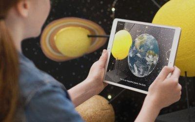 Apple работает над инструментом записи и трансляции AR опыта
