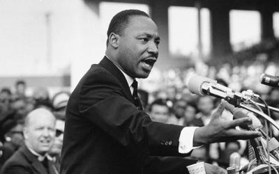 Знаменитая речь Мартина Лютера Кинга в VR