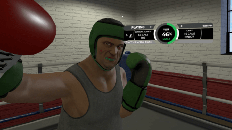 Топ десять лучших фитнес-игр в VR