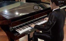 Приложение AR Pianist поможет в обучении игре на пианино