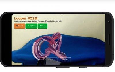 Google реализует веб-поддержку AR в Chrome 81
