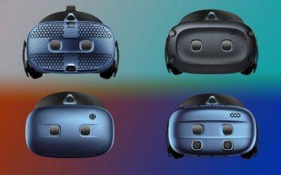 HTC представила три новые модели Vive Cosmos: Play, Elite и XR