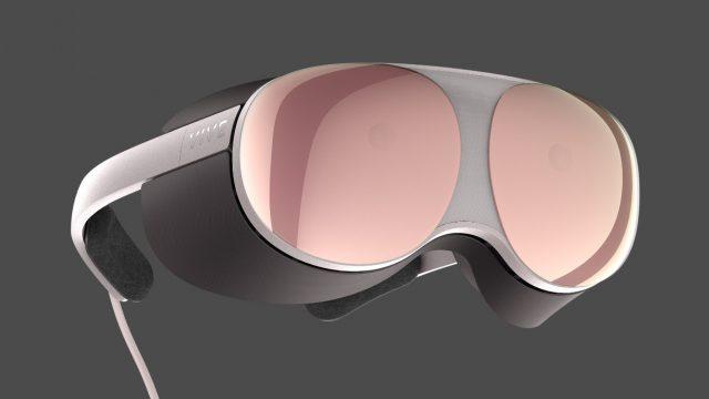 HTC продемонстрировала прототипа новой VR-гарнитуры Proton