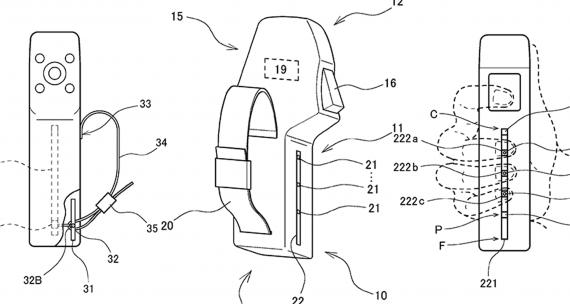 Новый патент Sony на контроллеры для PSVR2