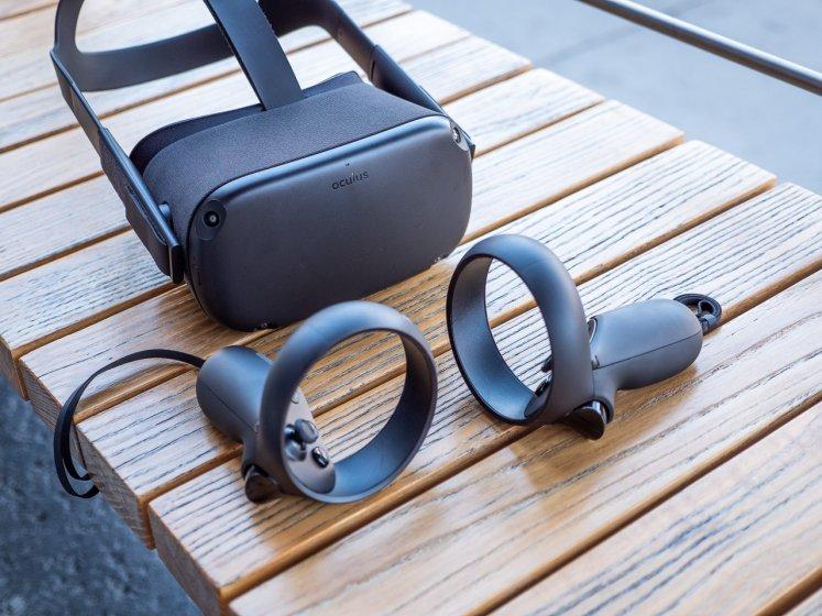 Доходы топ 20 игры для Oculus Quest превысили 1 млн $