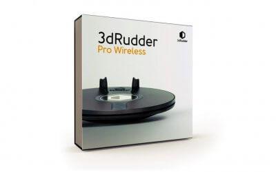 3dRudder представила беспроводную версию устройства