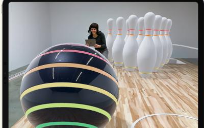 Сотни тысяч моделей Sketchfab стали доступны в AR-формате Apple