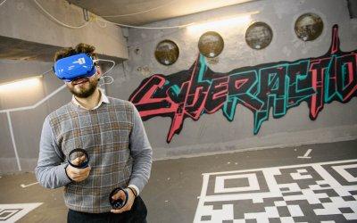 Современный VR-шутер с полной свободой перемещения