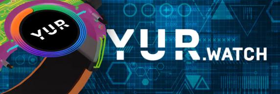 Виртуальные умные часы для отслеживания тренировок в VR от компании YUR