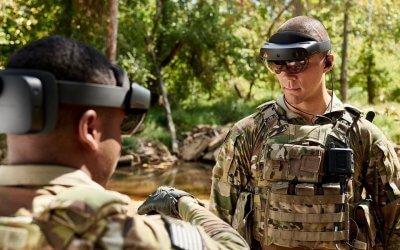 Как армия США использует Hololens 2